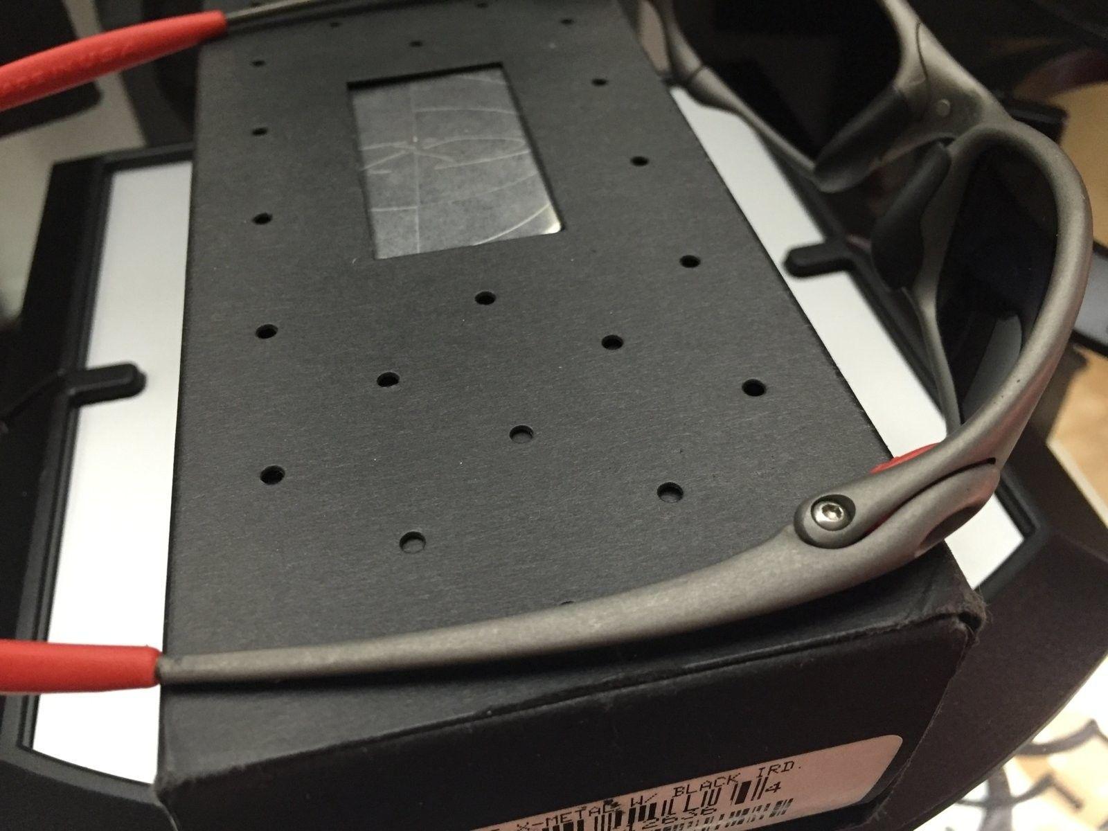WTS MINT Juliet Ducati Xmetal w/ Black iridium Serialized Complete SKU: 12-636 #SOLD - image.jpeg