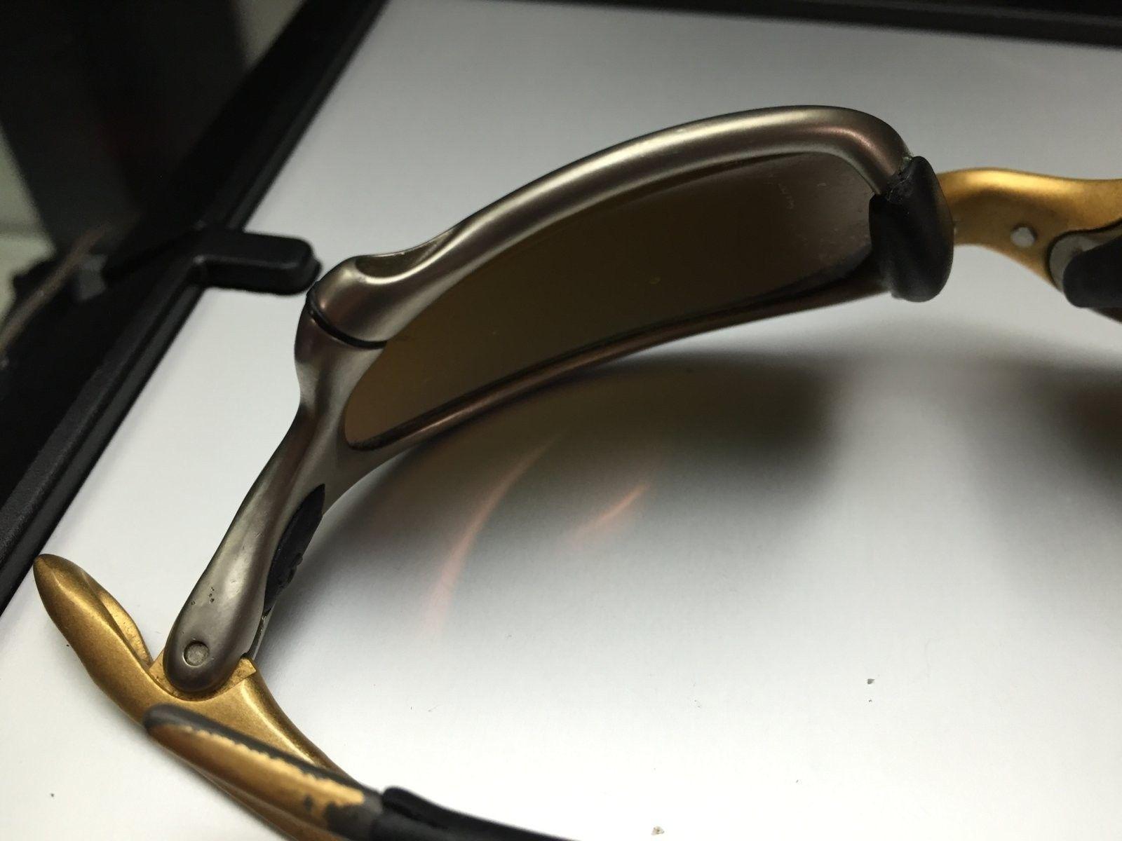 oakley iridium coating flaking