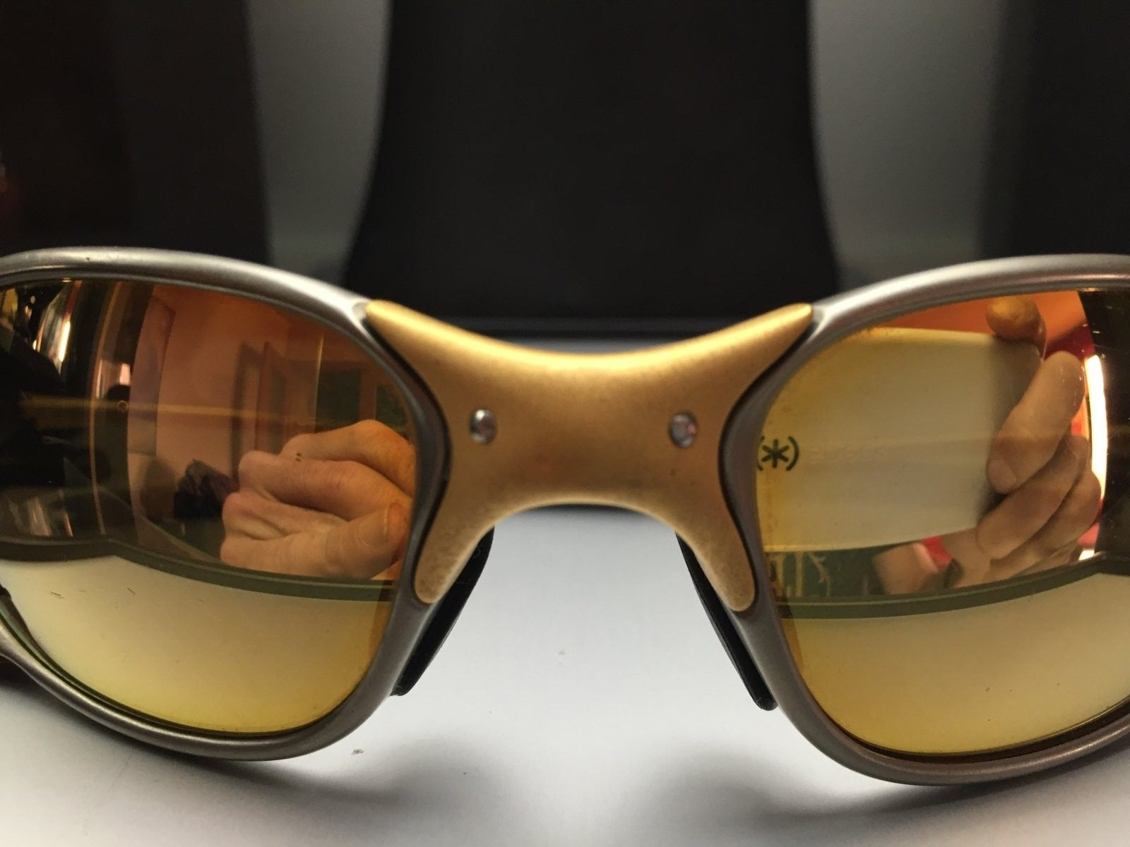My Glasses Frames Are Peeling : Oakley Lens Flaking Louisiana Bucket Brigade