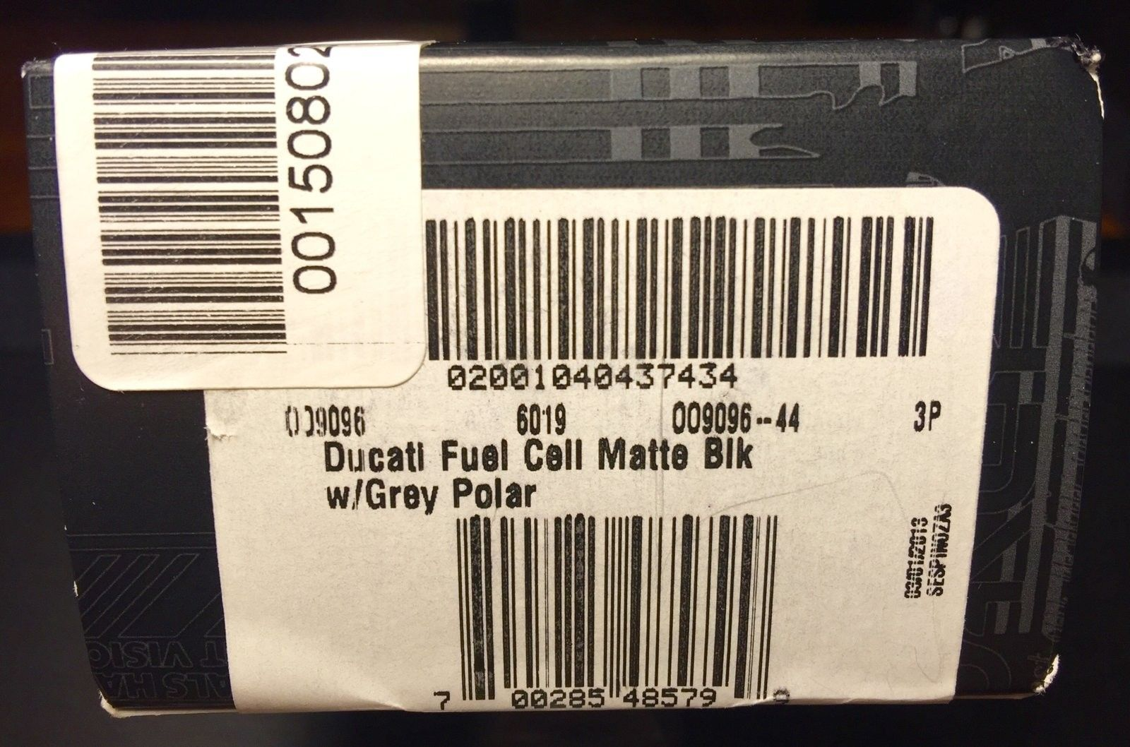 DUCATI FUEL CELL. VERY GOOD CONDITION - image.jpeg