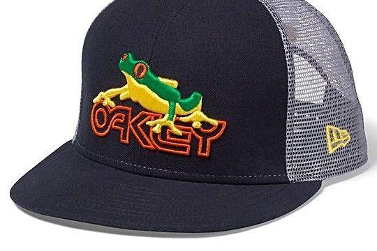 Oakley New Era Frog Trucker Cap - image.jpeg