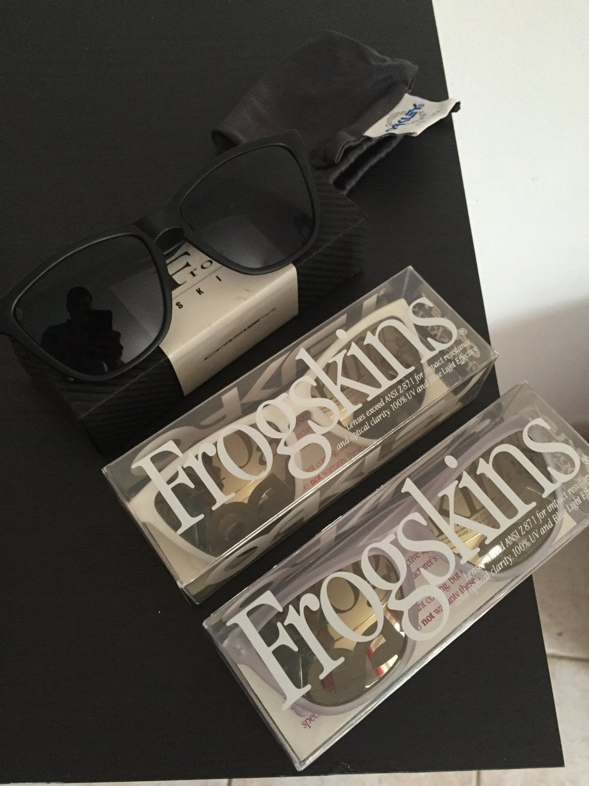 3 Frogskins first gen NOS - image.jpeg
