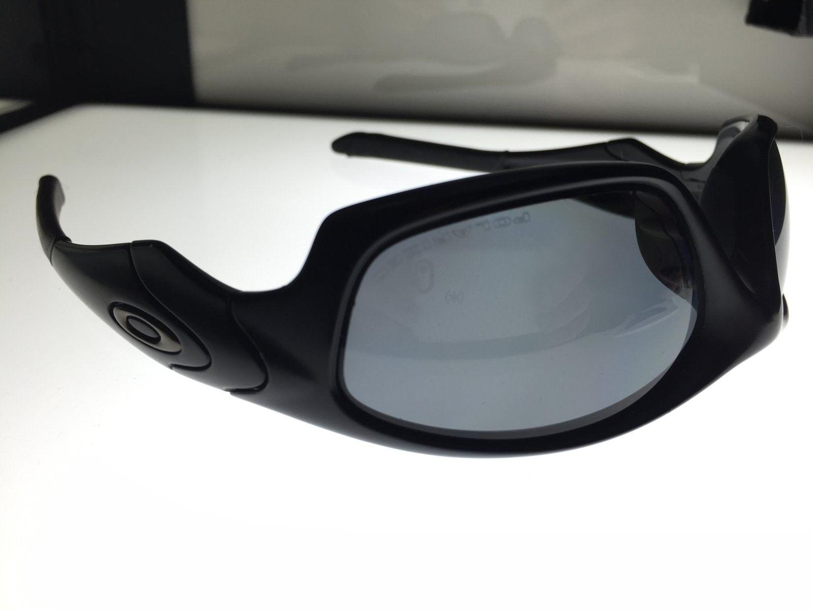 New Straight Jacket II mate black w/ grey polarized SKU: 24-124 - $100 - image.jpeg