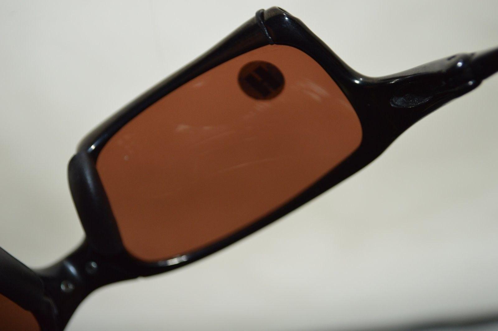 Xsquared Polished Carbon w/ Black iridium polarized SKU: 006011-06 #SOLD - image.jpeg