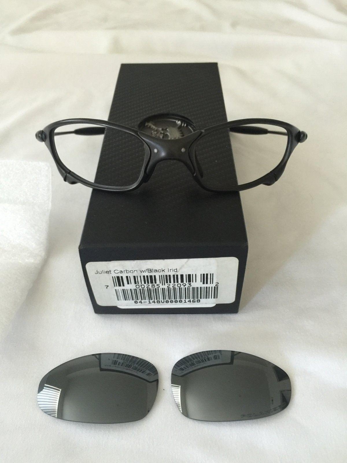Glasses Frame Tighteners : Tighten Oakley Juliet Frames