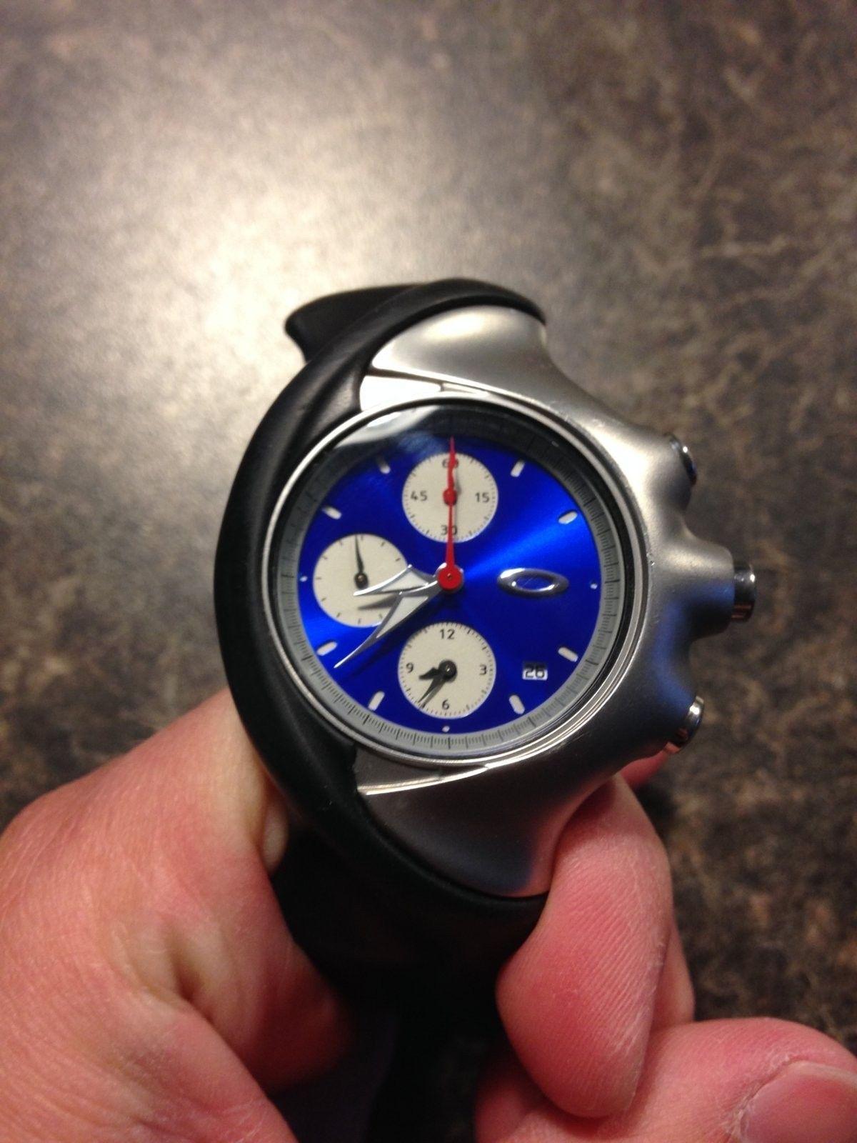 First Oakley watch for me Detonator - image.jpeg