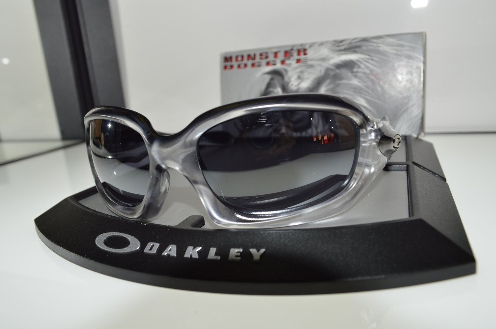 fe907a1bc86 Oakley Monster Doggle For Sale « Heritage Malta