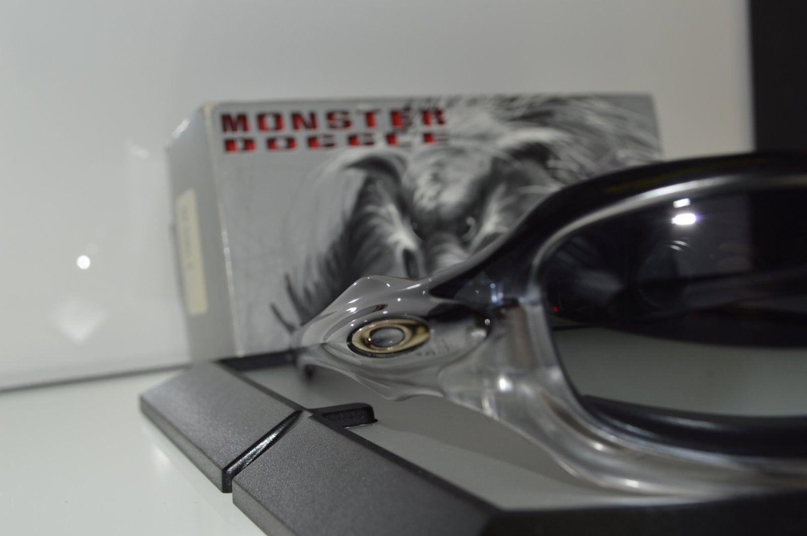 Monster Doggle Black fade w/ black iridium SKU: 05-077 - image.jpeg