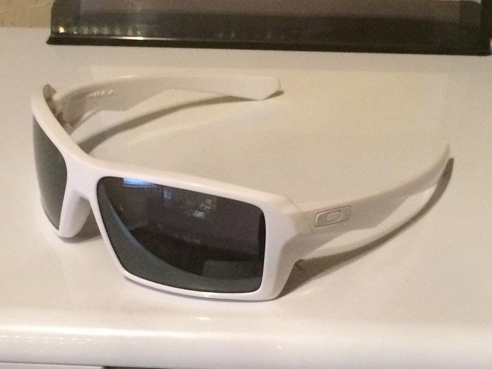 Oakley Eyepatch 1 Polished White/Black Iridium - image.jpeg
