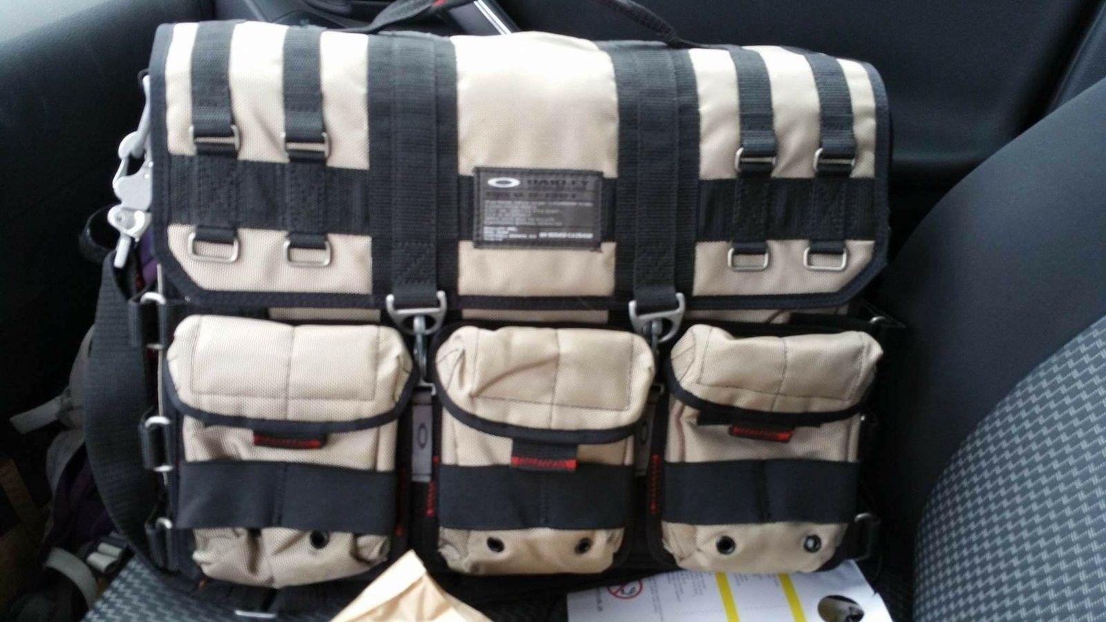 Si Computer Bag Oakley Forum