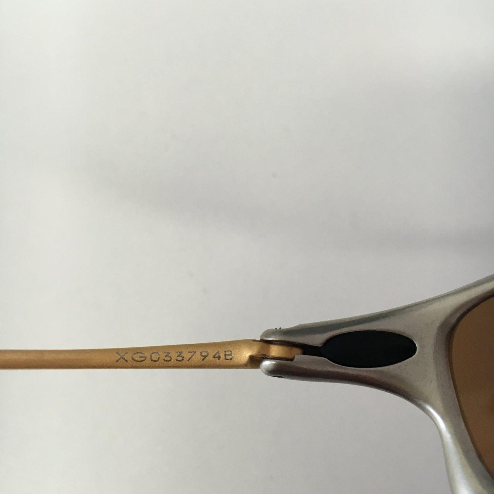 Oakley X-Metal XX 24K with 24K Gold Iridium - image.jpeg