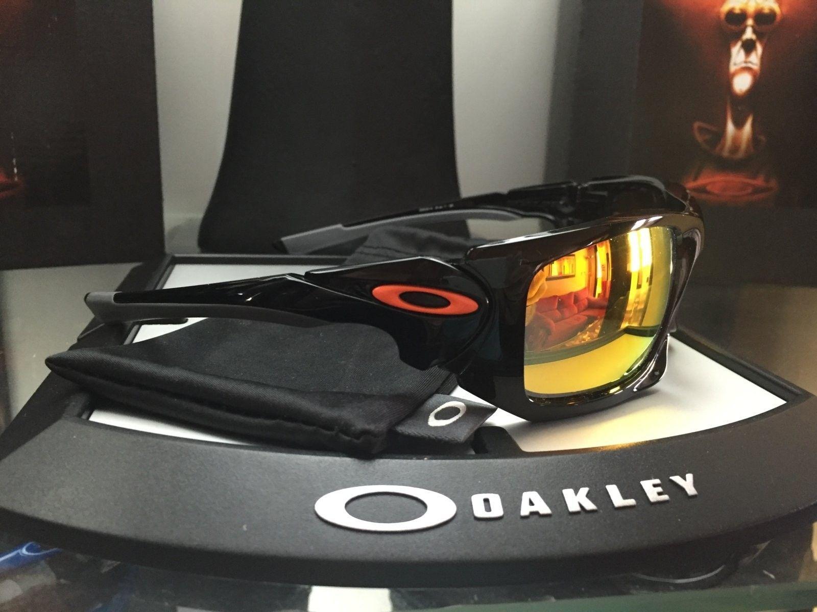 Scalpel polished black w/ fire iridium MotoGP LTD signature series SKU: OO9095-19 #SOLD - image.jpeg