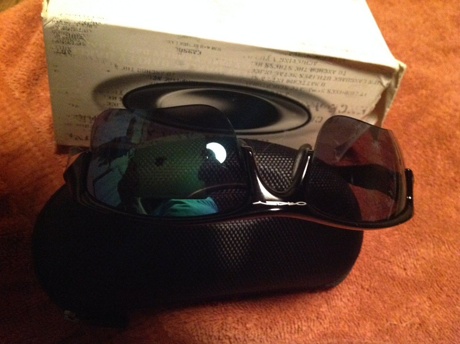 Purchased Today. My First PURCHASED New Oakleys in 20 Years! - image.jpeg