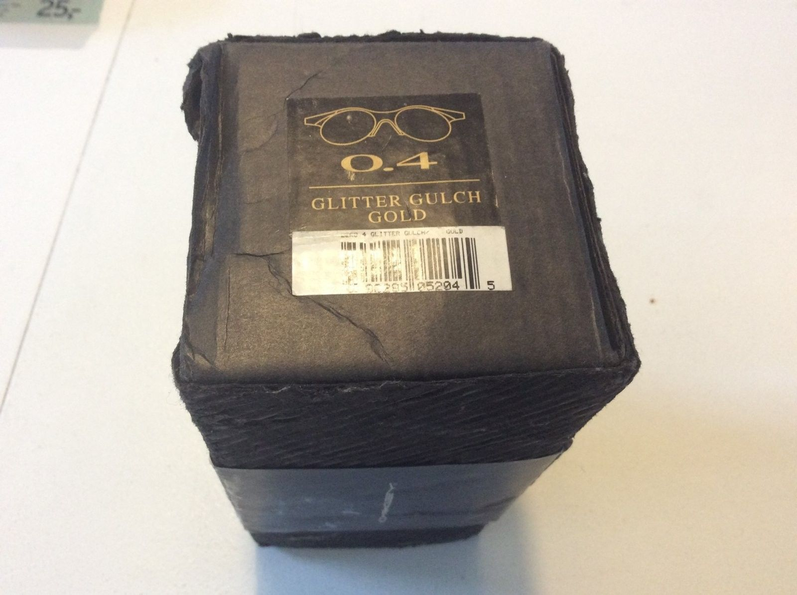 Zero 0.4 Glitter Gulch/Gold - with box.. - image.jpeg