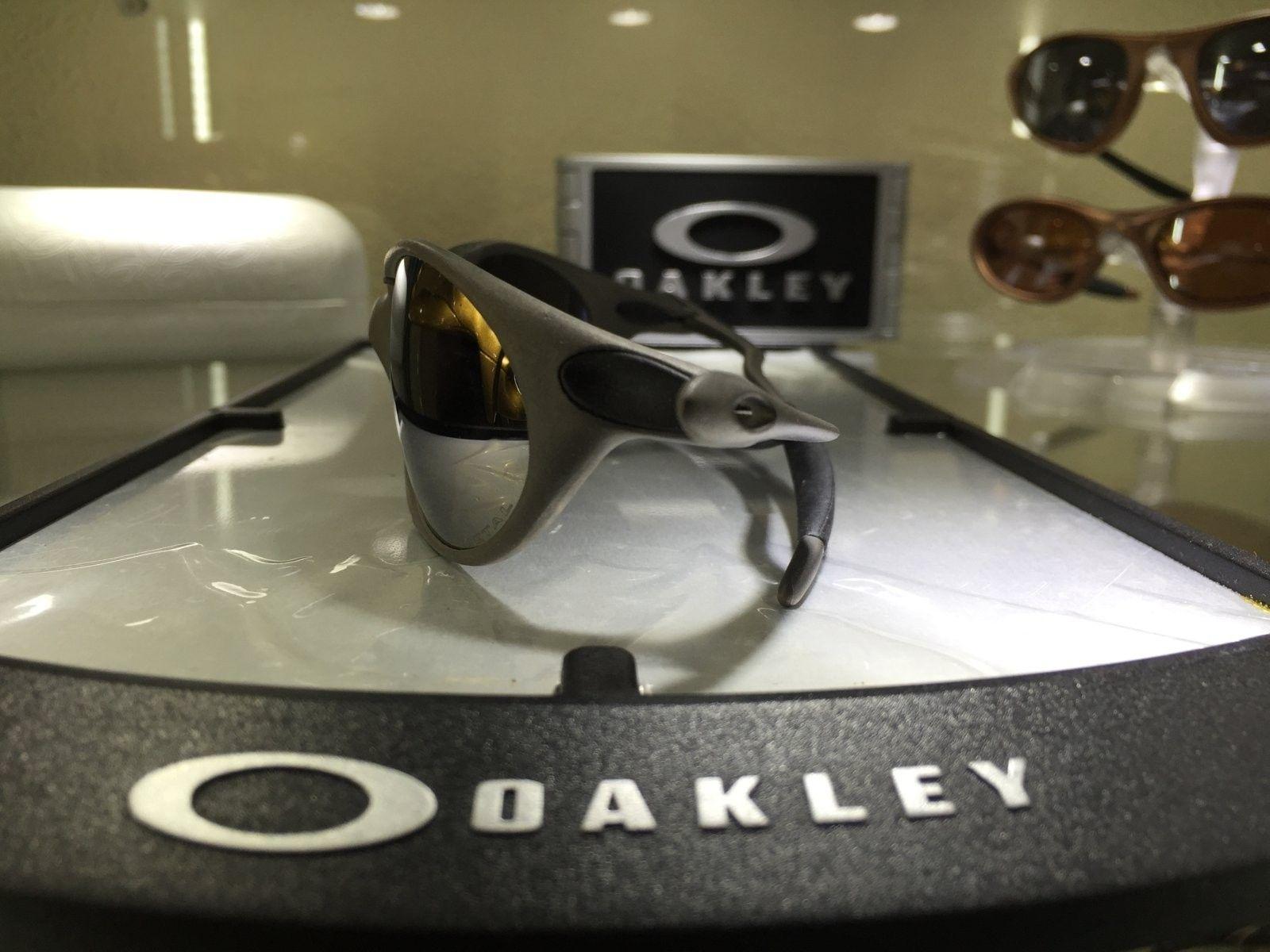 0ad6c61f16 Oakley Romeo 1 X Metal Serial Number « Heritage Malta
