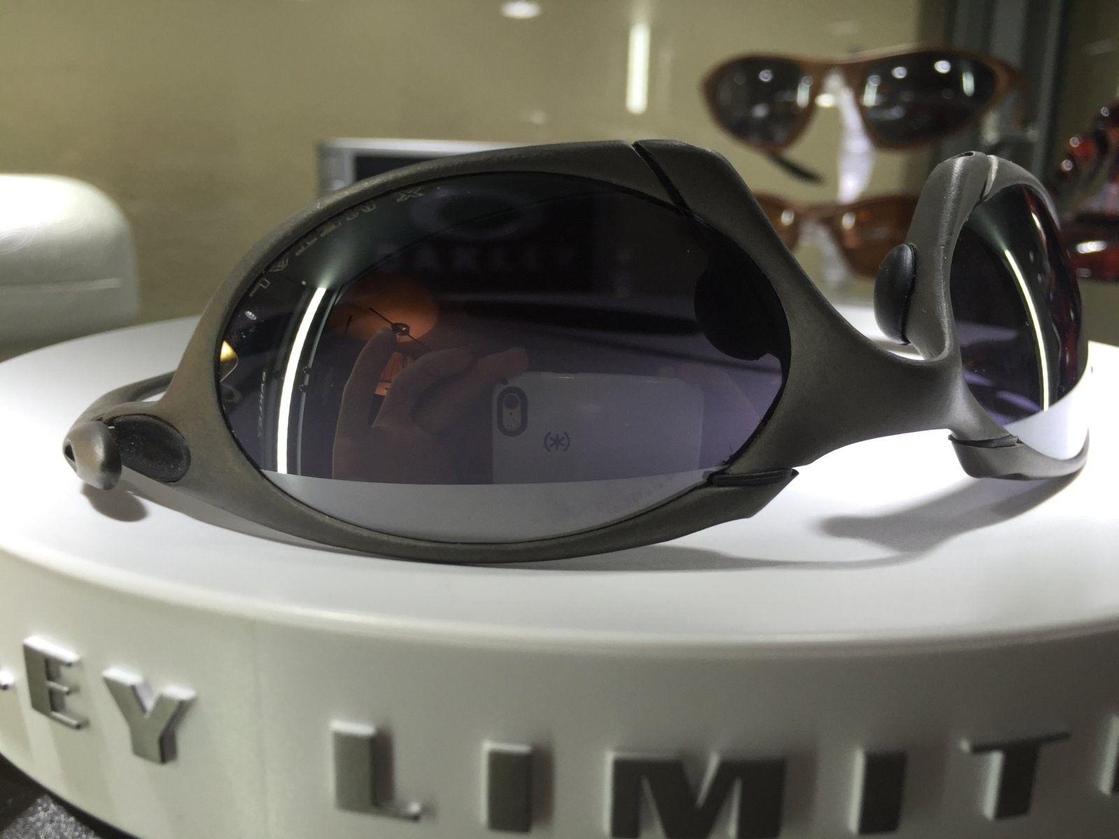 romeo 1 x-metal w/ black iridium 1st gen #SOLD - image.jpeg