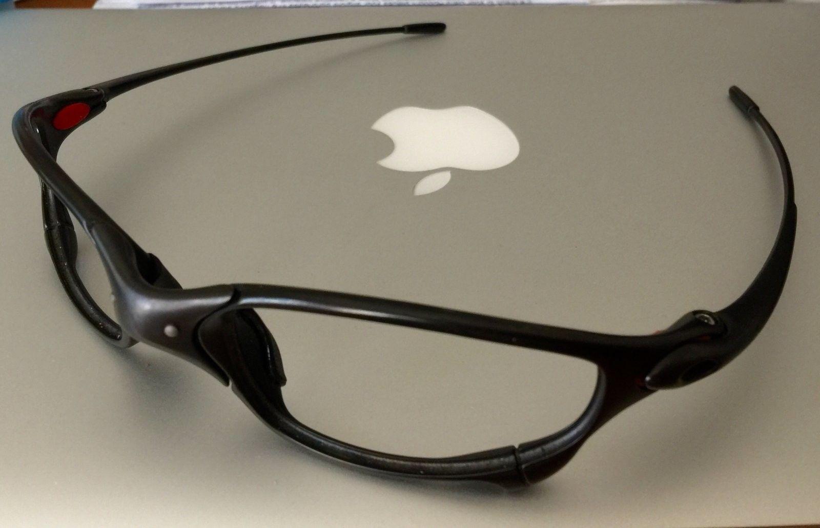 Juliet Ducati Sunglasses (earsocks missing) - image.jpeg