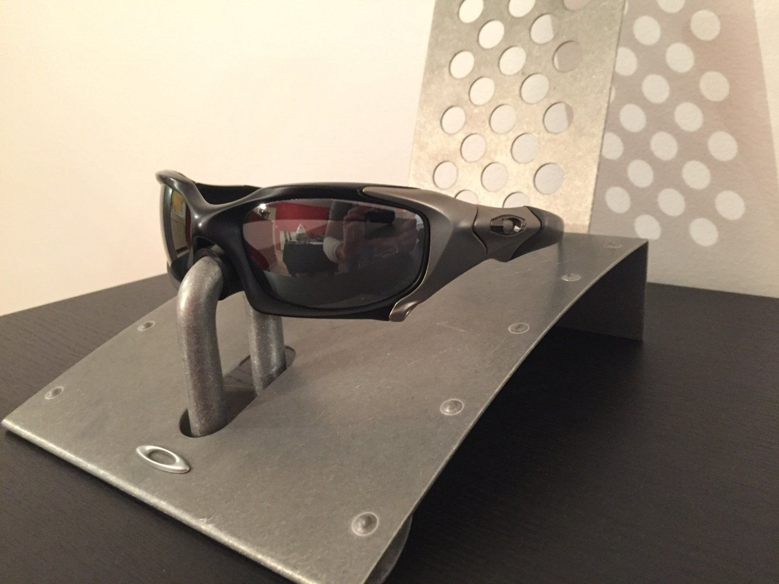 Oakley pit boss 1 matte black / black iridium - image.jpeg