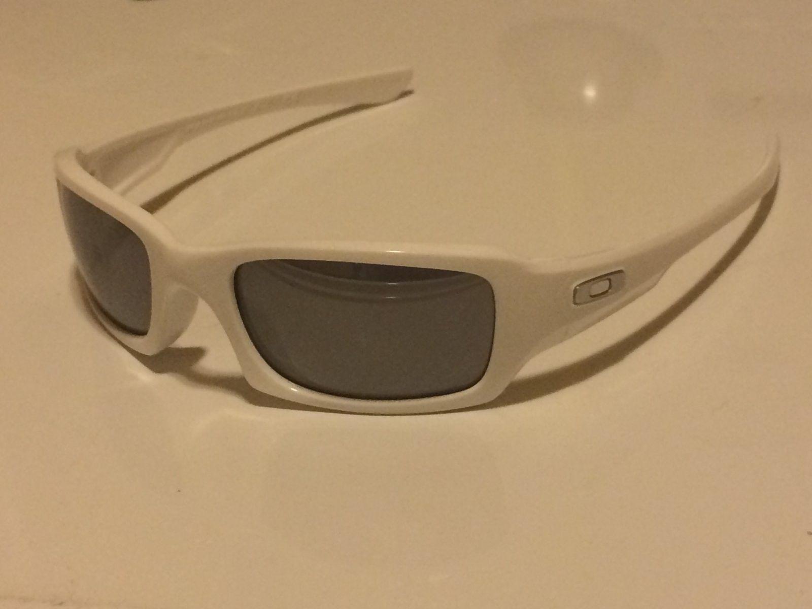 Fives Squared Polished White Black Iridium New (Minor Defect) - image.jpg
