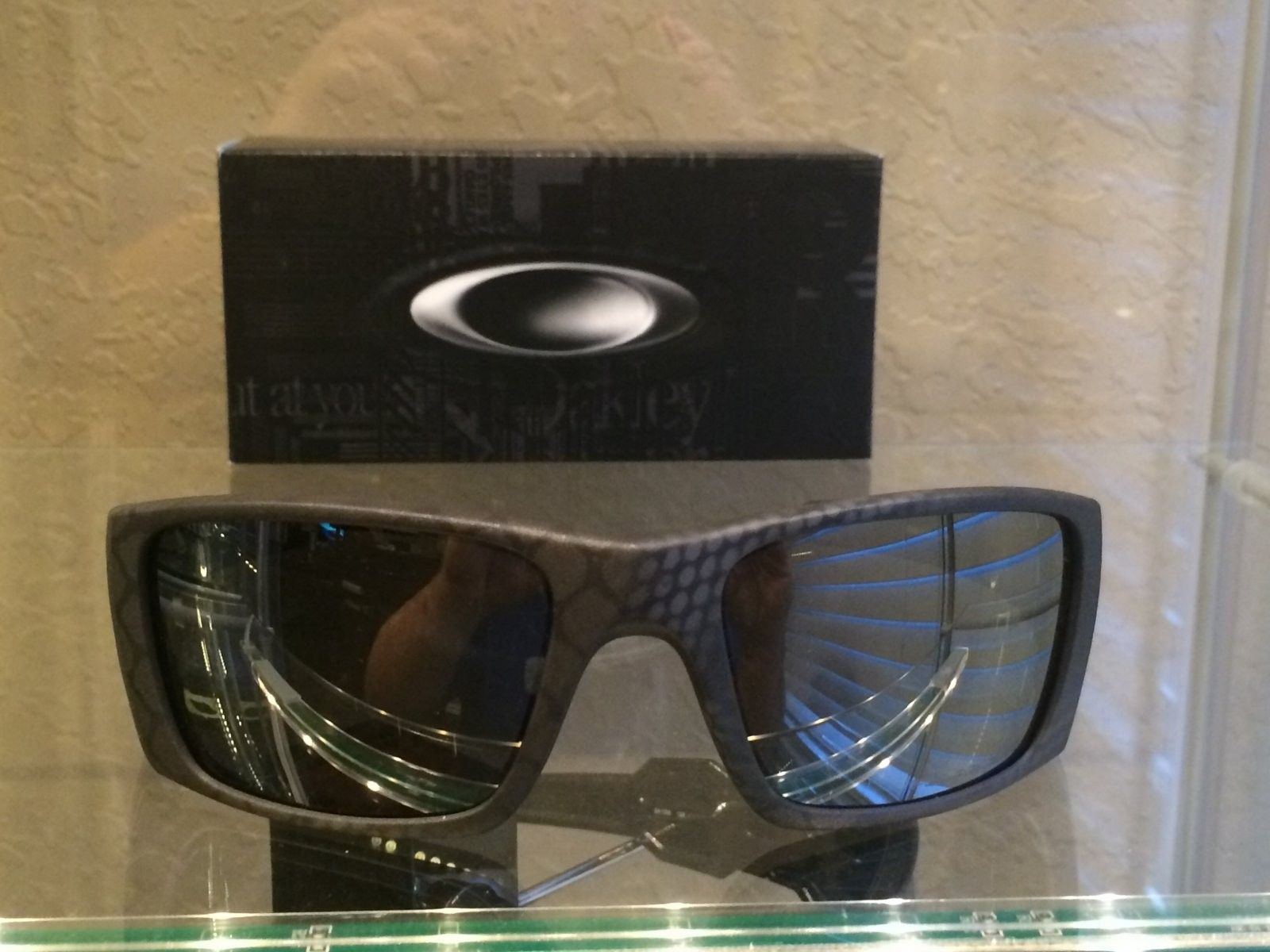 oakley fuel cell cerakote