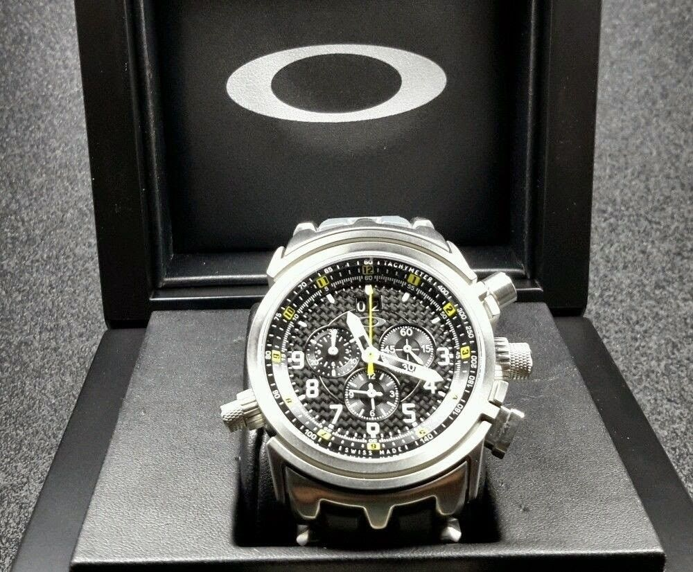 Oakley 12 Gauge Titanium Edition - image.jpg