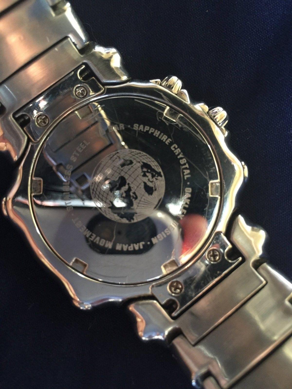 Oakley Gmt Watch Manual Les Baux De Provence Fuse Box