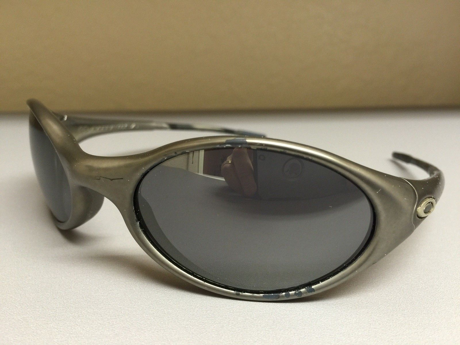 288f469aff5 Spray Paint Oakley Sunglasses. Jun20. Elderly friends. Sunglasses Custom  Painted Oakleys « Heritage Malta