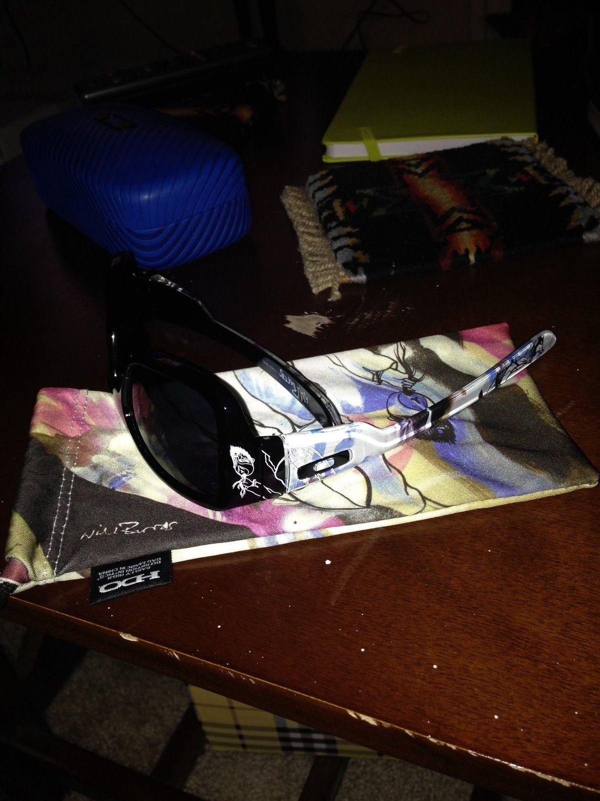 My collection of Oakley gear - image.jpg