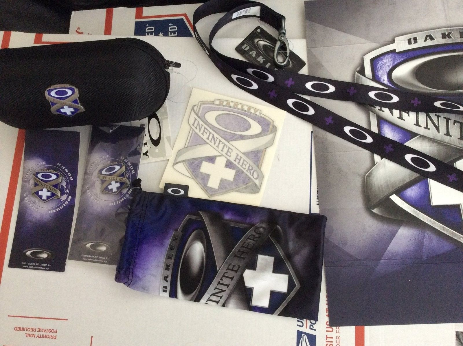 Infinite Hero lanyard and other stuff - image.jpg