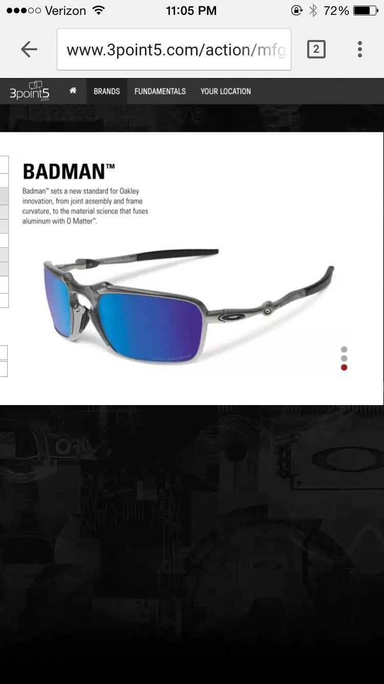 2015 Oakley X-Metal Sunglasses - image.jpg