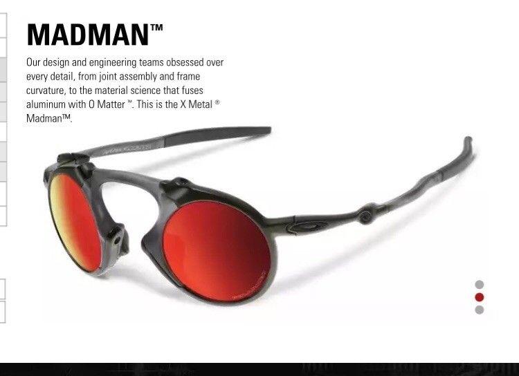 2015 Oakley X-Metal Sunglasses - image.jpg