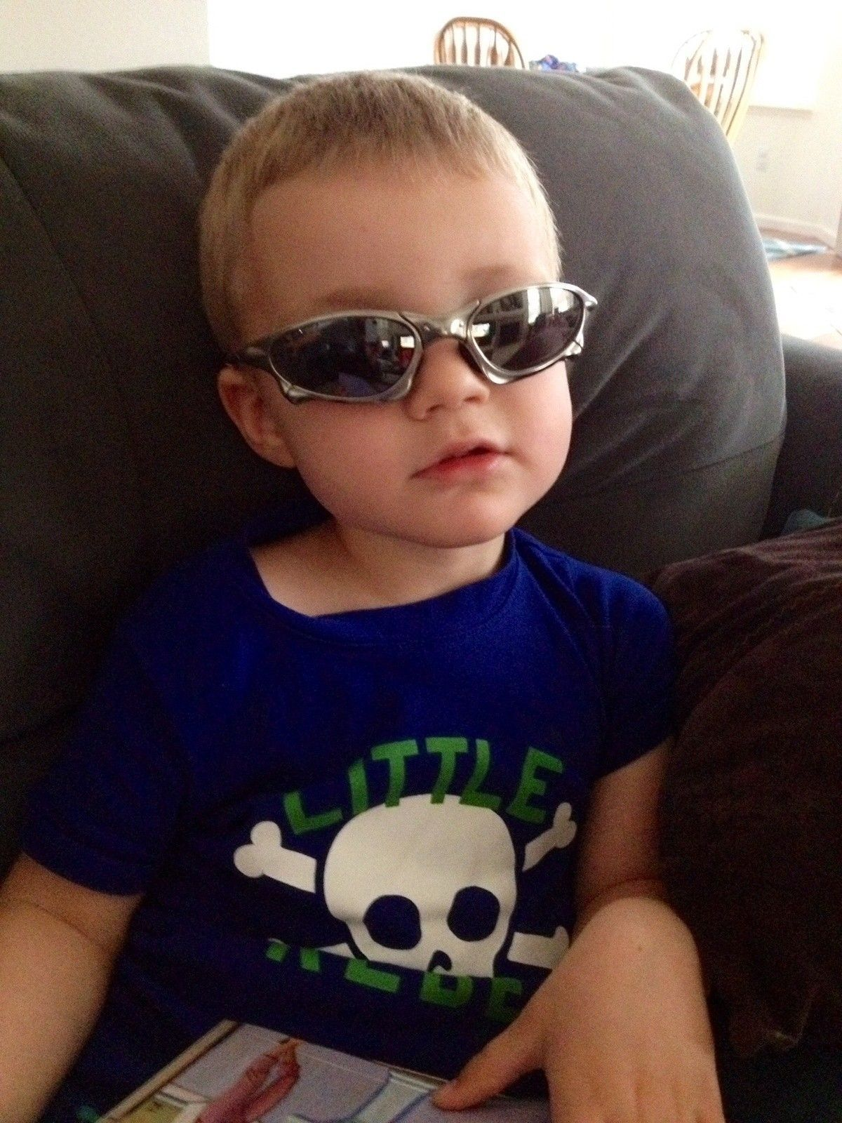 What Oakleys are our children wearing today ? - image.jpg