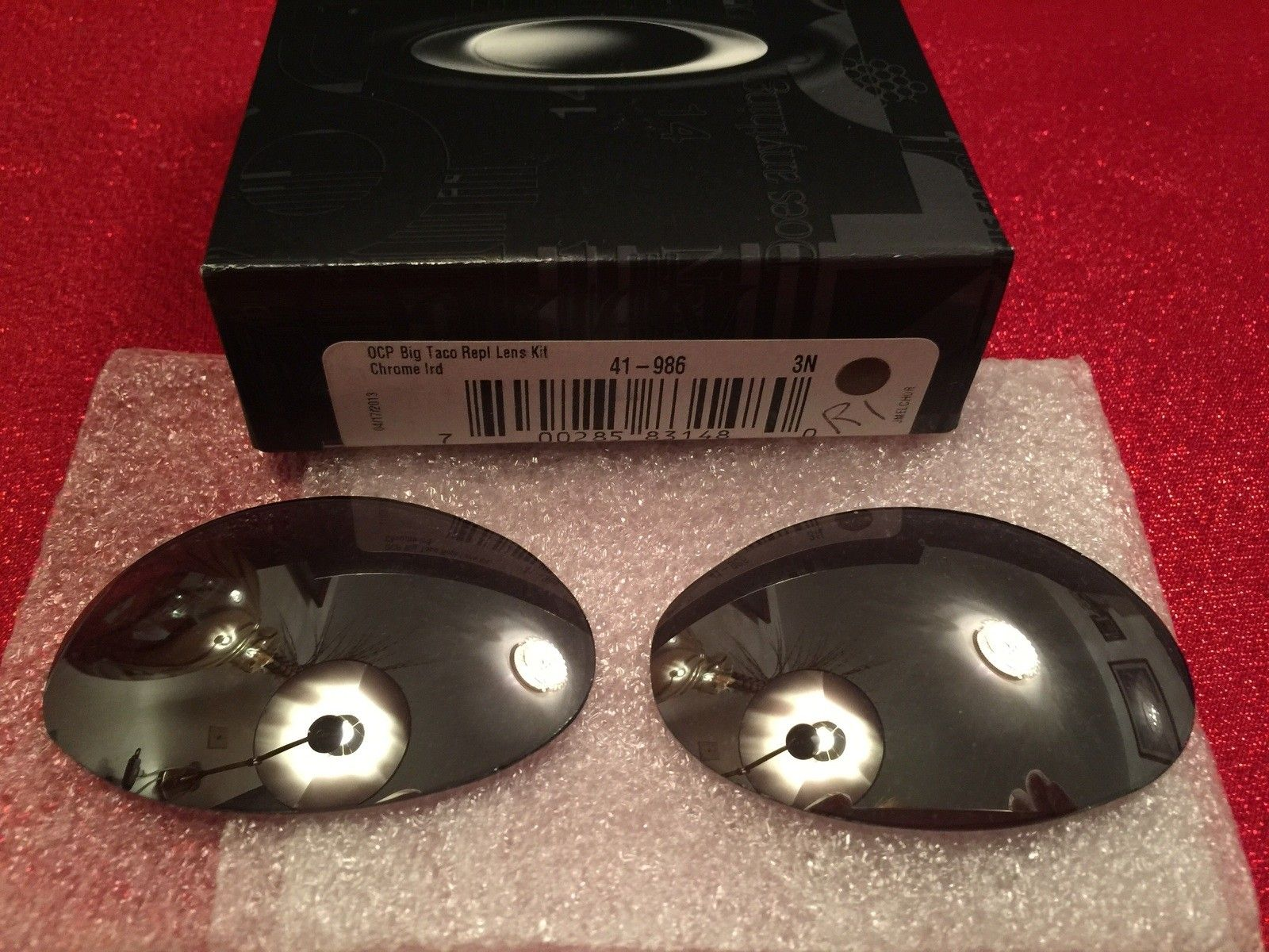Romeo 1 lens and Linegear Black Rubber kit - image.jpg