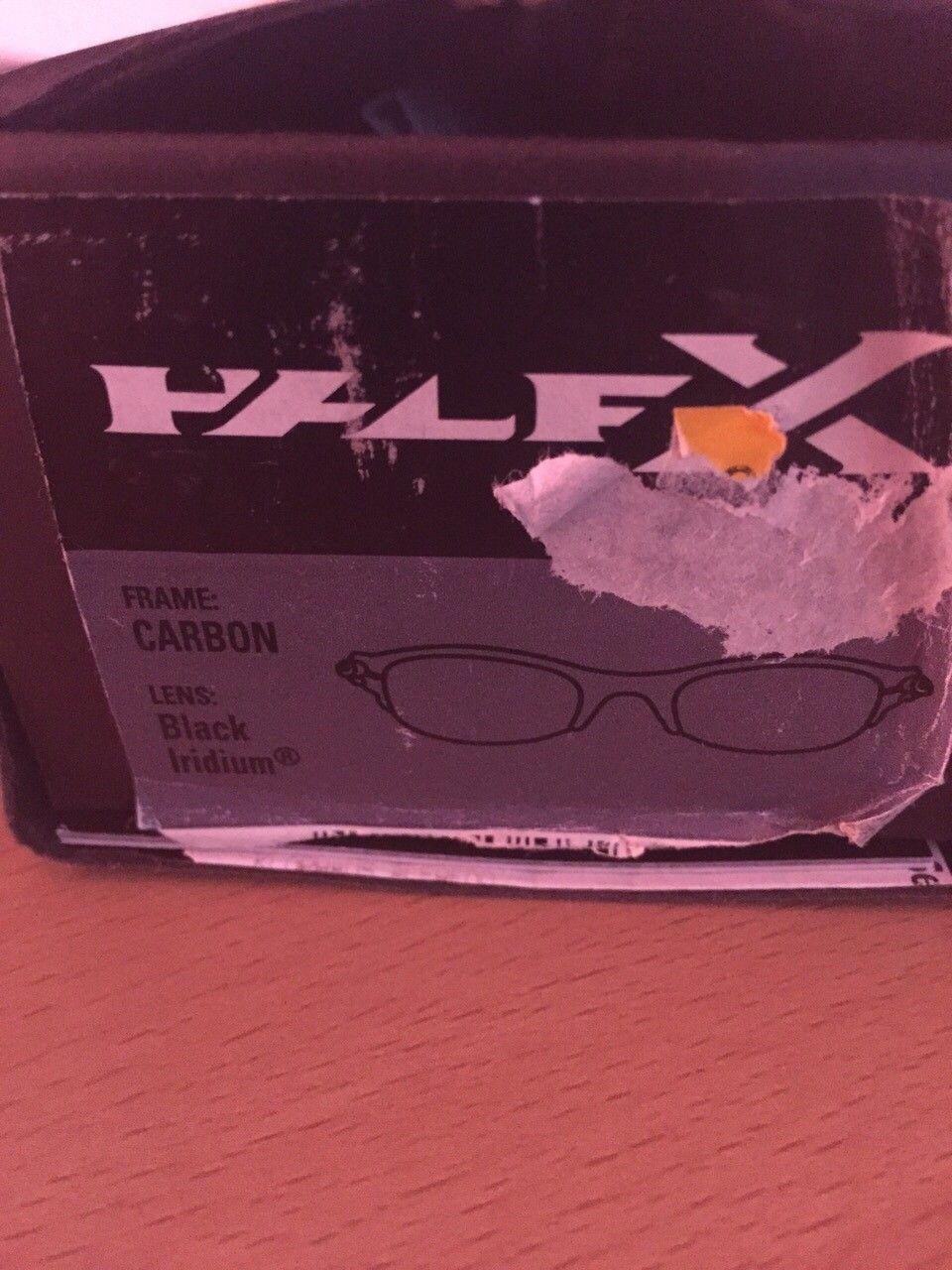 Half X carbon / black iridium *** SOLD *** - image.jpg