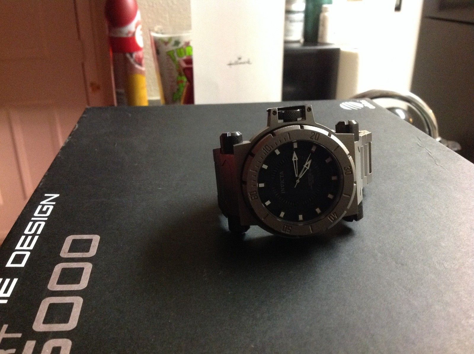 Grey Dial Transfer Case Watch - image.jpg