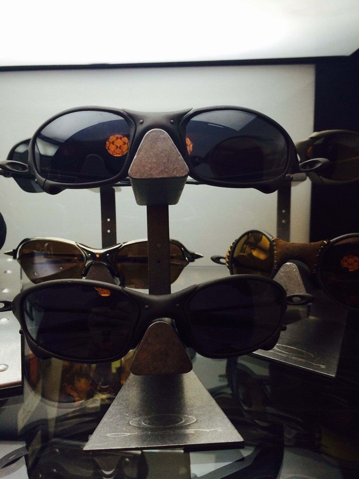 "Juliet Xmetal frame / black iridium lenses  ""J***** serial 1st gen"" ***SOLD*** - image.jpg"