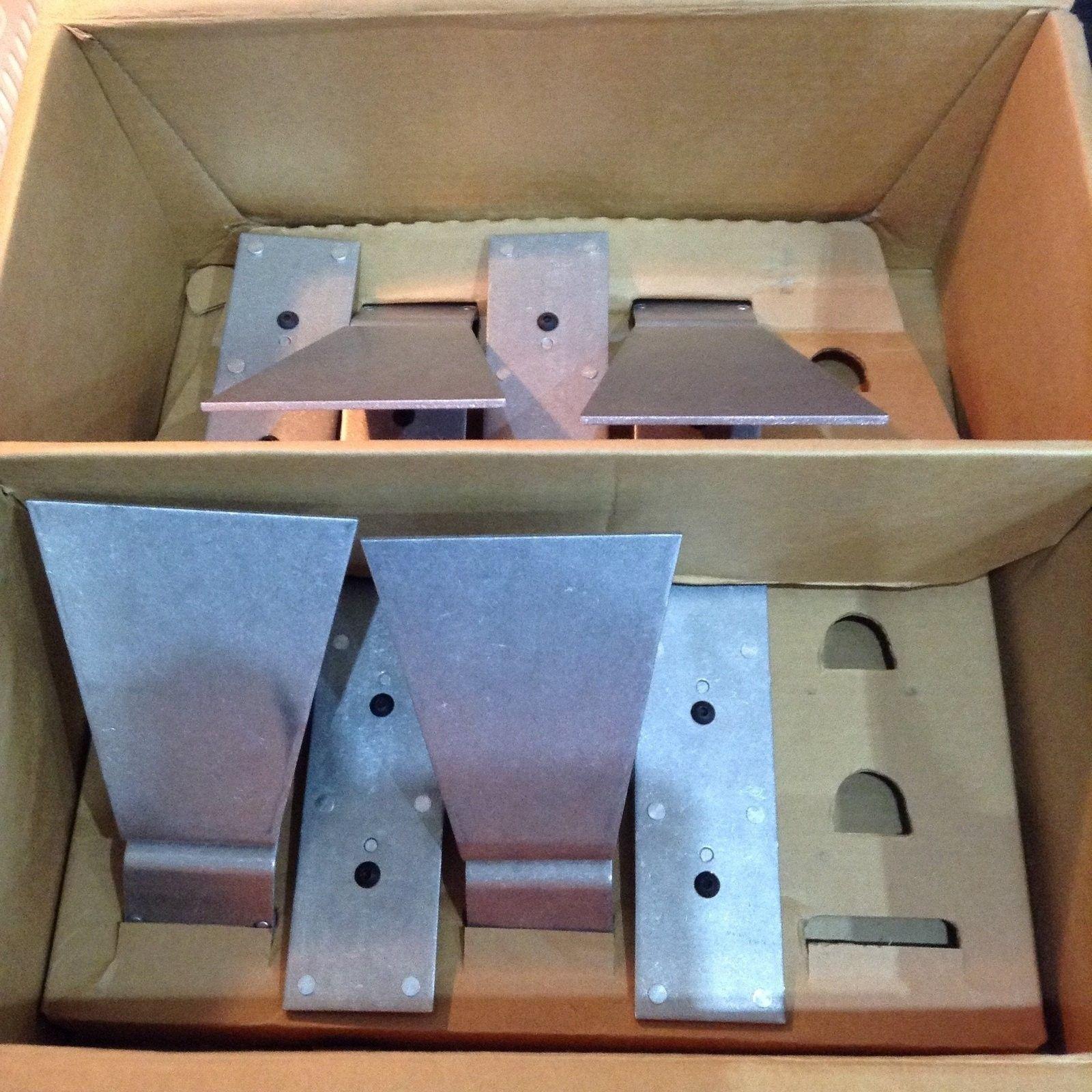 4 Tier metal stands. - image.jpg
