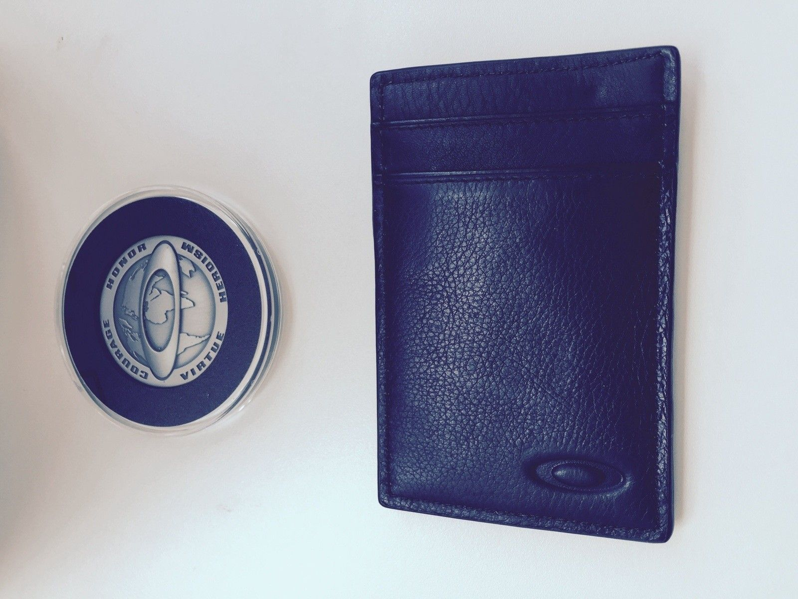 IH coin, money clip + wallet LOOKING FOR project Juliet - image.jpg