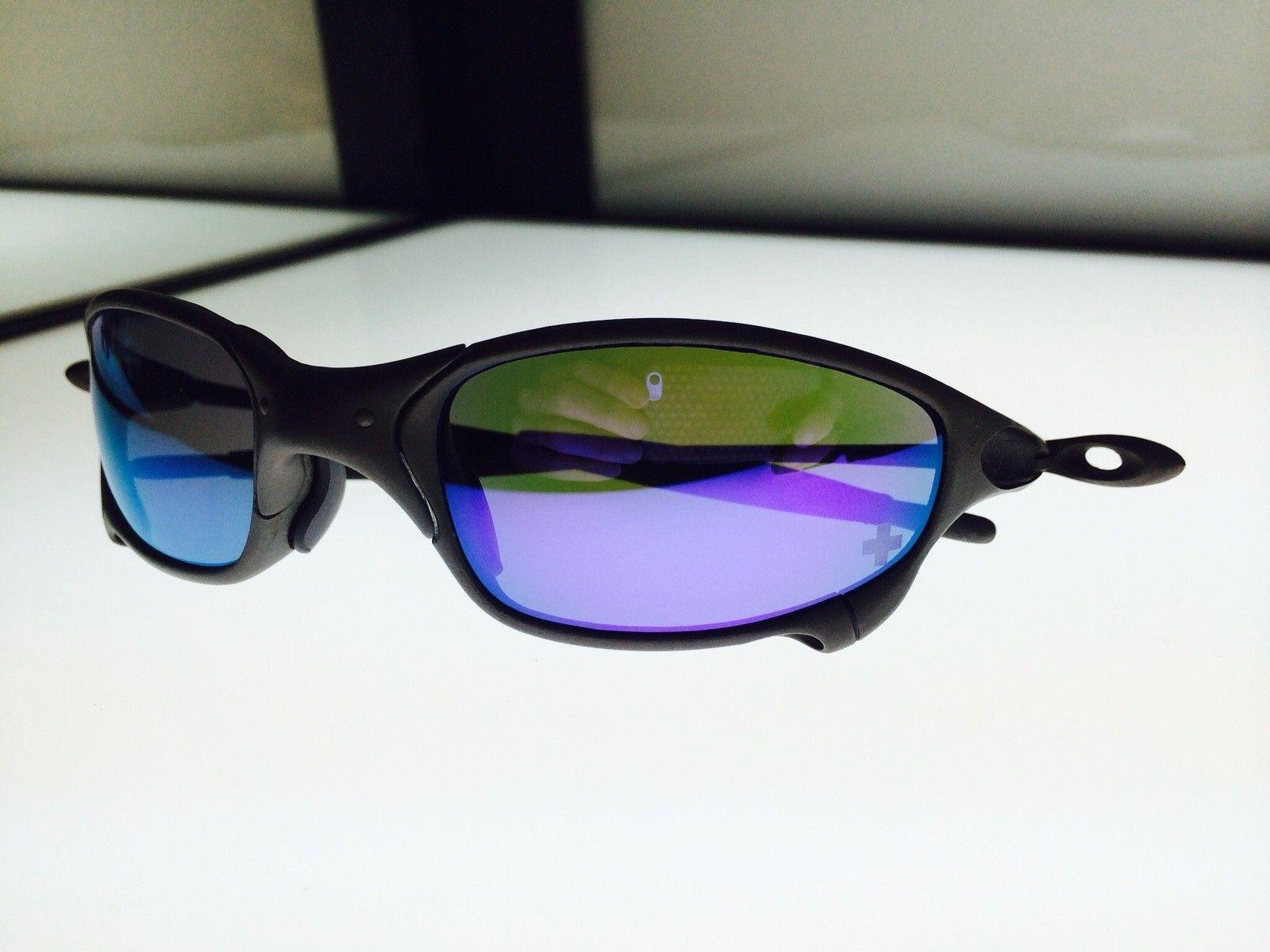 "Juliet Xmetal frame 1st gen / Intinity Hero lenses ""violet"" J*serial *** Price Drop *** - image.jpg"