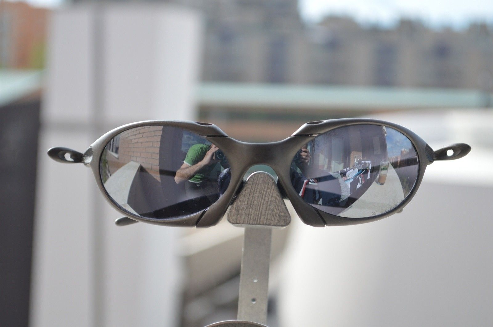Romeo 1 black iridium OEM Lenses only #SOLD - image.jpg