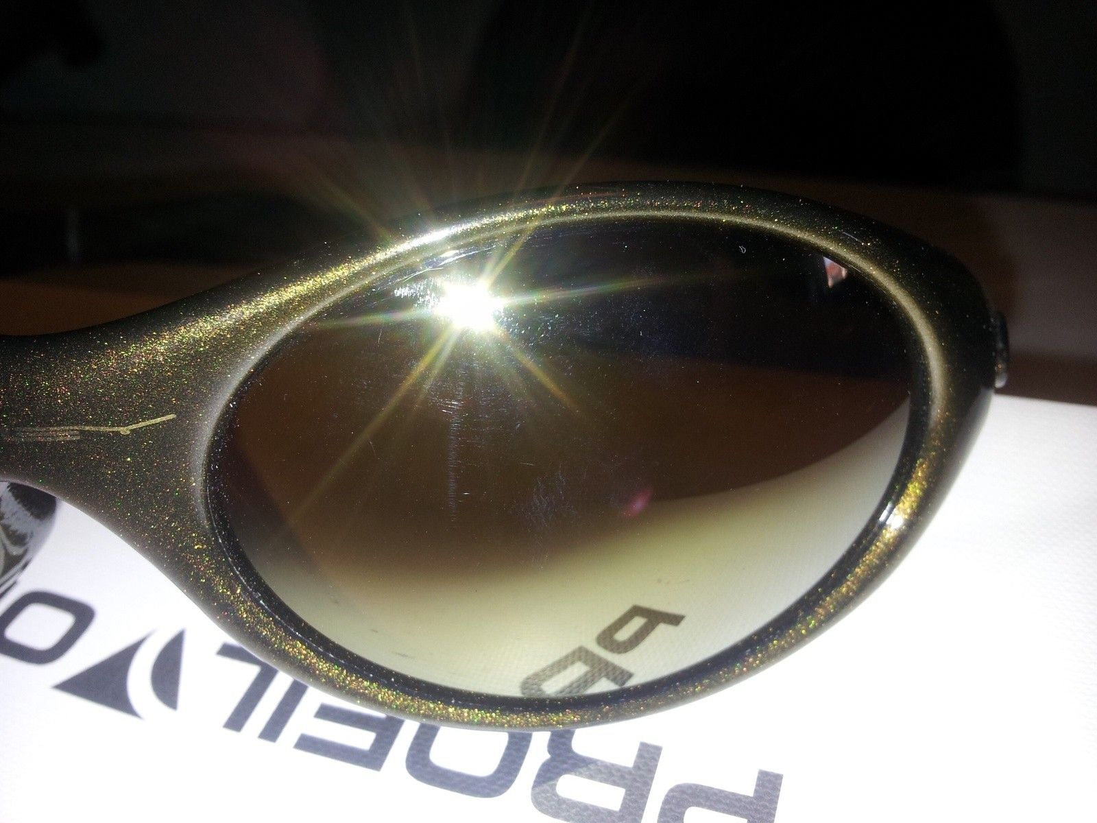 Trenchcoat Black Gold / Gold.. - image.jpg