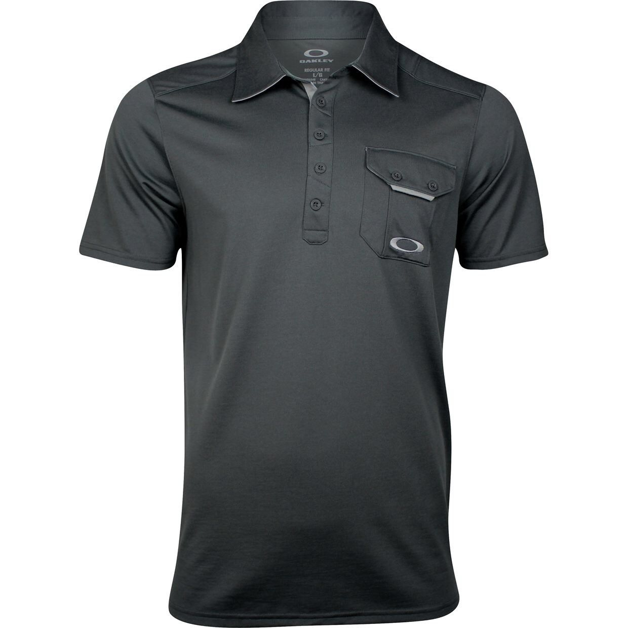 Oakley Must Have Polo Black - image.jpg