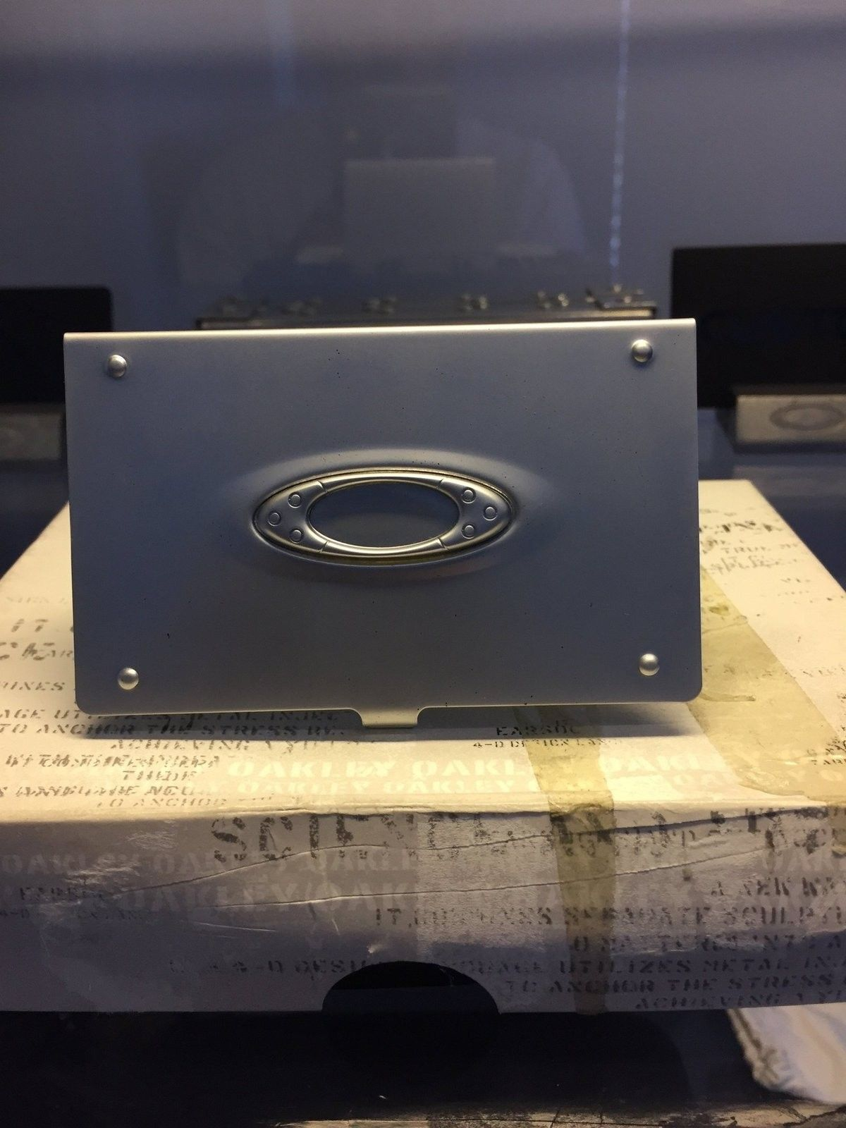 For Sale - Business Card Holder | Oakley Forum