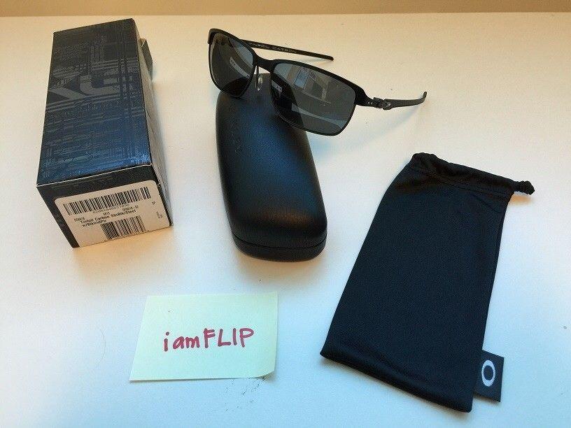 Tinfoil Carbon - satin black/BIP BNIB - $225 - image.jpg