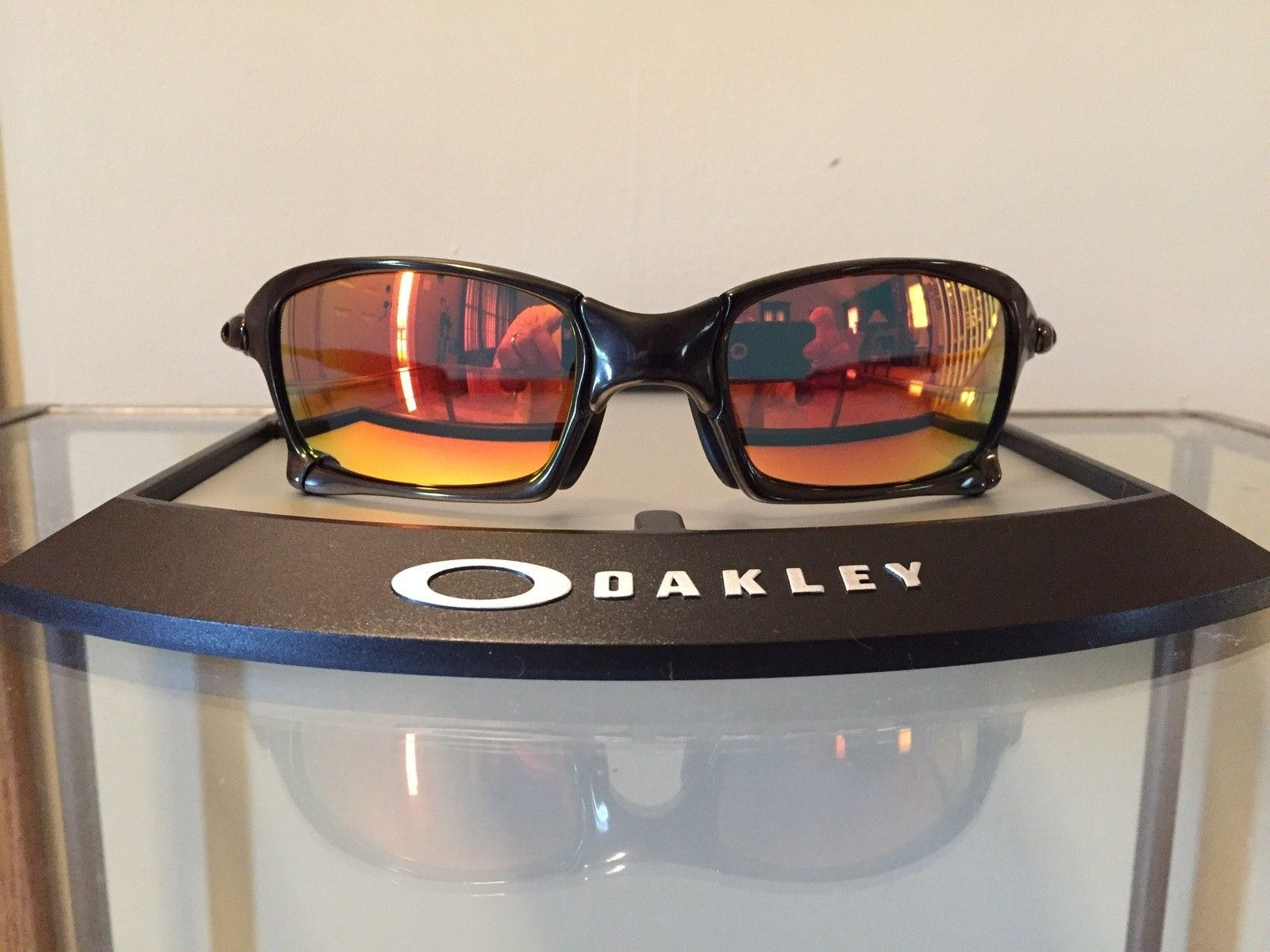 Oakley XS...Polished Carbon/Ruby Iridium.....$450 - image.jpg