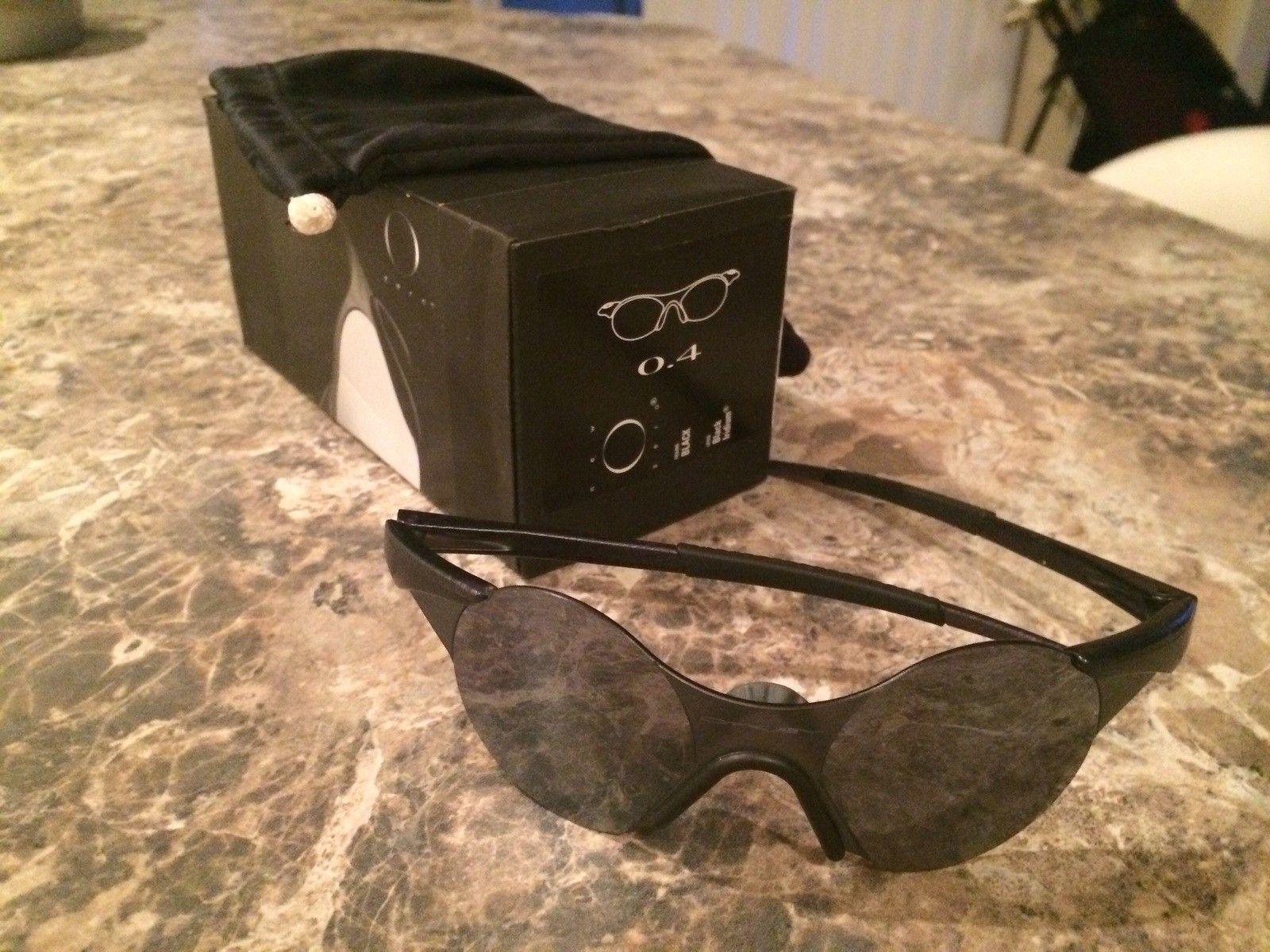 Oakley Zero .04 black/black iridium for sale - image.jpg