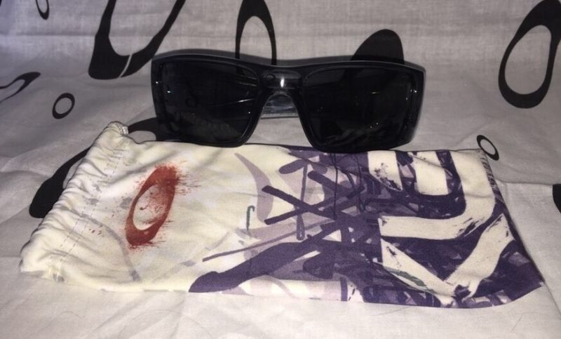 Signed Foose Gascan, Employee Exclusive Sales meeting glasses - image.jpg