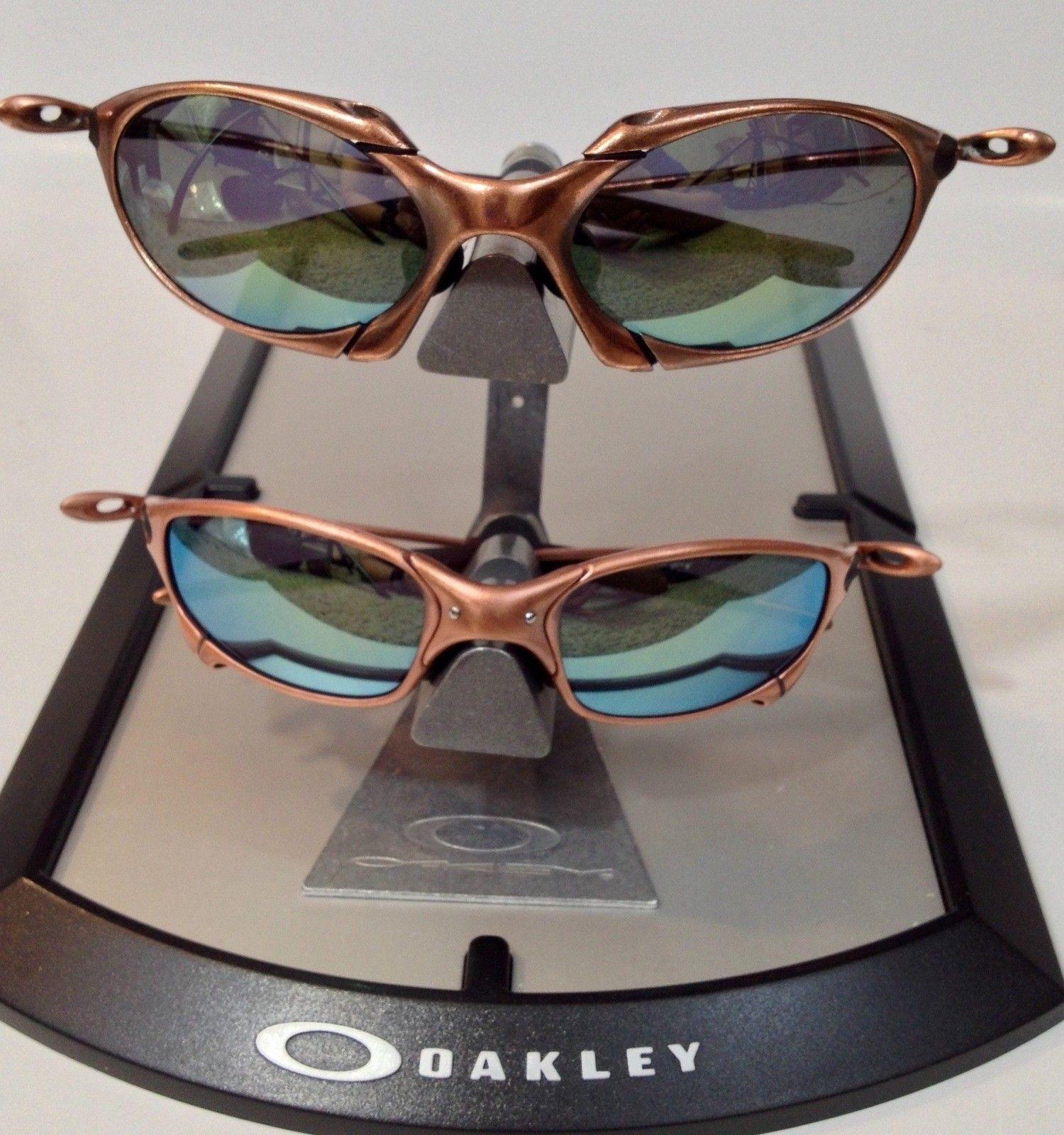 9bab16e4ea97 Show Us Your Custom Oakleys!