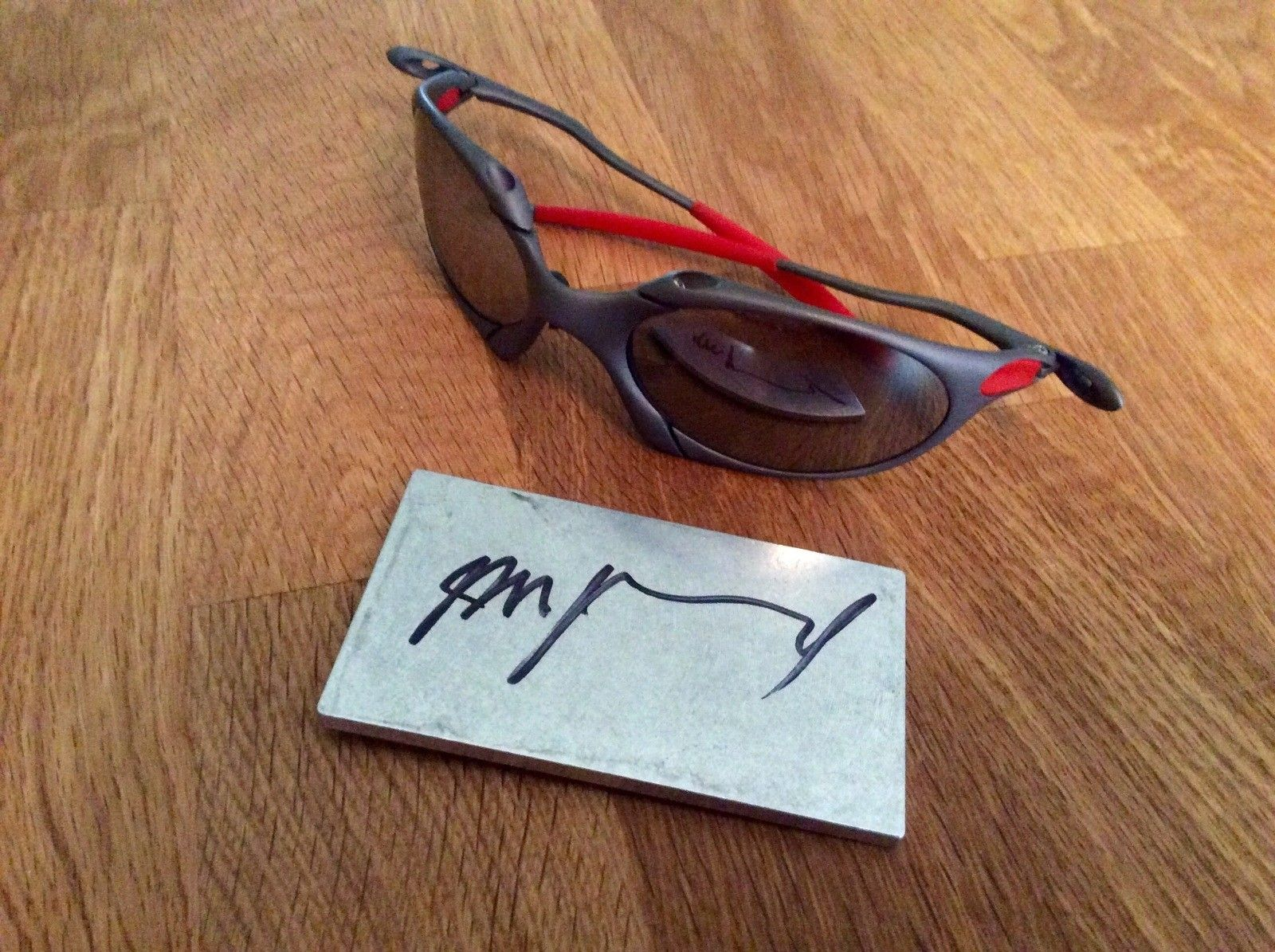 Jim Jannard signed metal business card - image.jpg