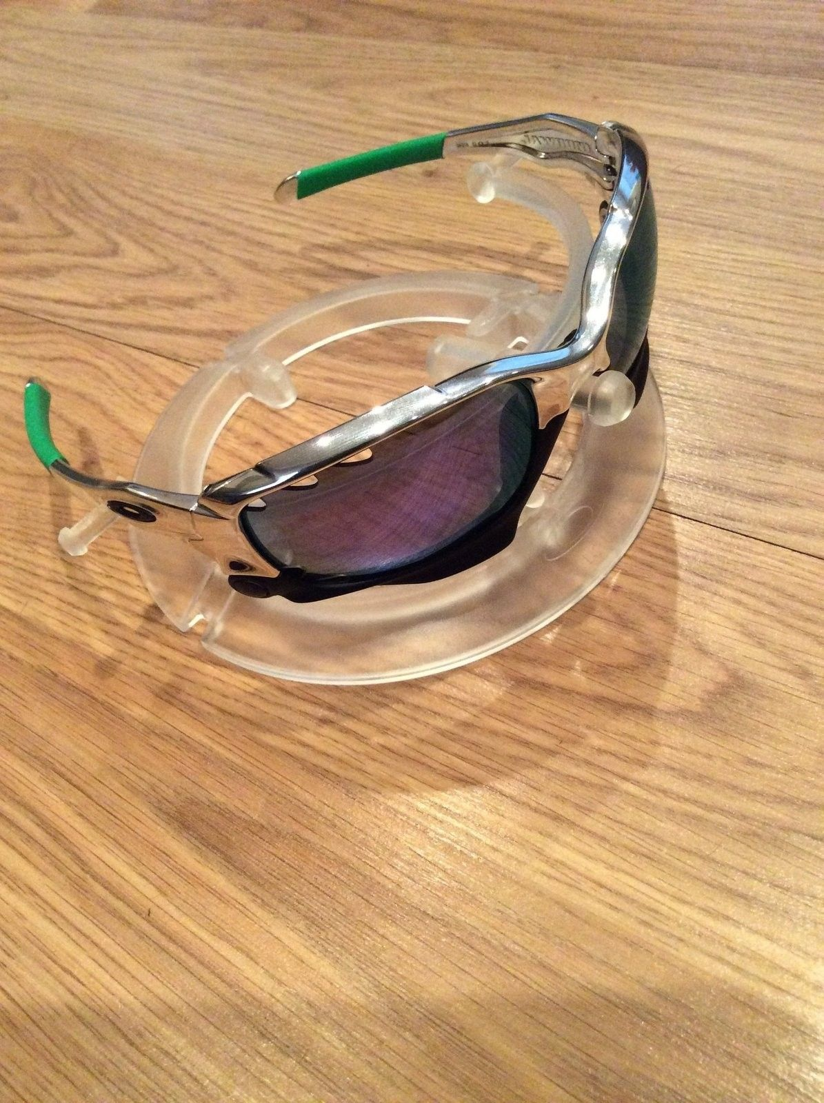 Oakley Stand Bundle $100 shipped - image.jpg